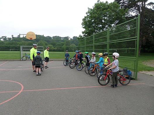 bewdley bike week bike coaching