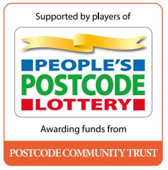 funding from the peoples postcode lottery helped provide cycle coaching for young disabled people and people from disadvantaged backgrounds